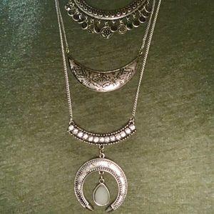 Jewelry - BoHo 3 layer necklace